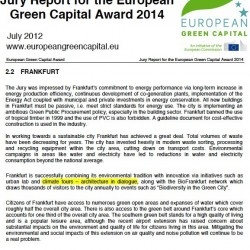 EU-Jury Green Capital 2014