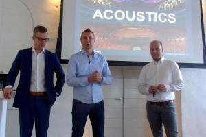 Pascal van Dort, Dirk Egel, Carsten Tesmer